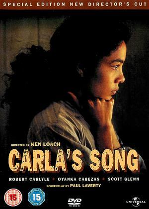 Rent Carla's Song Online DVD & Blu-ray Rental