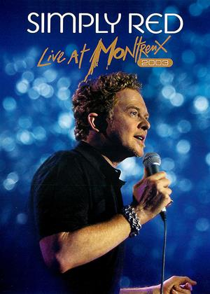 Rent Simply Red: Live at Montreux 2003 Online DVD & Blu-ray Rental