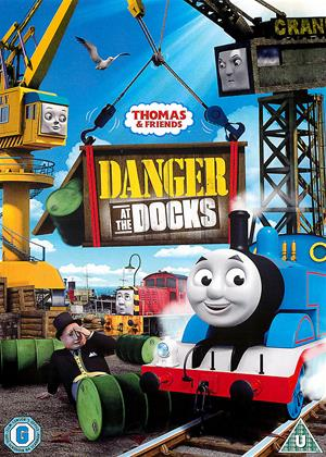 Rent Thomas and Friends: Danger at the Docks Online DVD & Blu-ray Rental