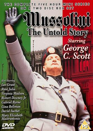Rent Mussolini: The Untold Story Online DVD & Blu-ray Rental