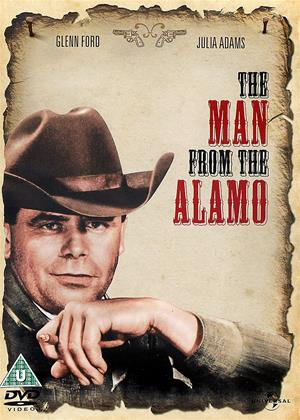 Rent The Man from the Alamo Online DVD & Blu-ray Rental