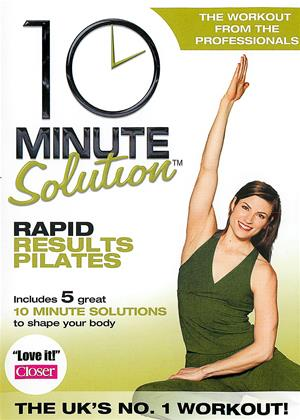 Rent 10 Minute Solution: Rapid Results Pilates Online DVD & Blu-ray Rental