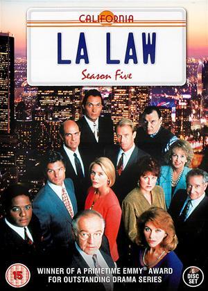 Rent L.A. Law: Series 5 Online DVD & Blu-ray Rental