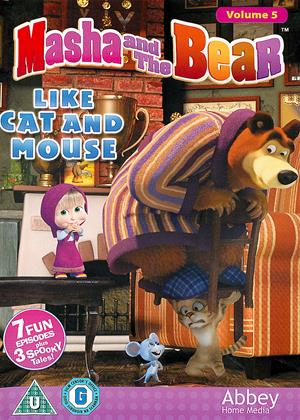 Masha and the Bear: Like Cat and Mouse Online DVD Rental