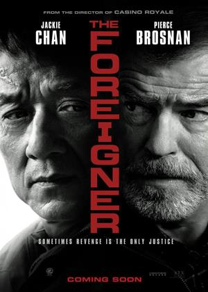Rent The Foreigner (aka The Chinaman) Online DVD Rental