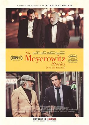 Rent The Meyerowitz Stories (aka The Meyerowitz Stories (New and Selected)) Online DVD Rental