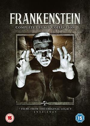 House of Frankenstein / House of Dracula Online DVD Rental