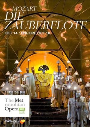 Rent Mozart: Die Zauberflote: Metropolitan Opera (James Levine) (aka The Magic Flute) Online DVD Rental