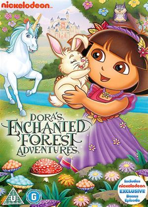 Dora the Explorer: Enchanted Forest Adventures Online DVD Rental