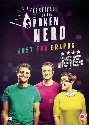 Rent Festival of the Spoken Nerd: Just for Graphs Online DVD Rental
