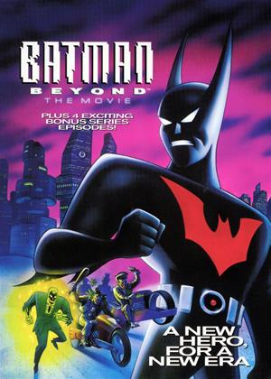 Rent Batman Beyond: The Movie Online DVD Rental