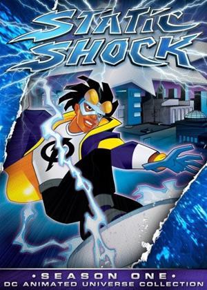 Rent Static Shock: Series 1 Online DVD Rental