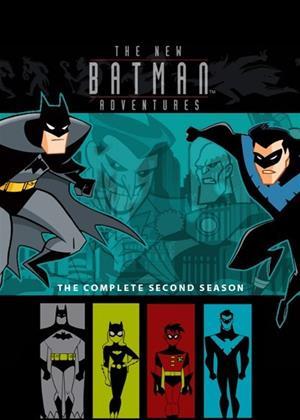 Rent The New Batman Adventures: Series 2 Online DVD Rental