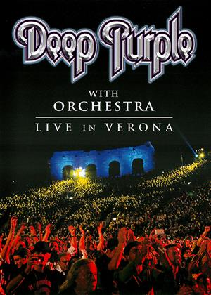 Rent Deep Purple with Orchestra: Live in Verona (aka Deep Purple: Live in Verona) Online DVD Rental