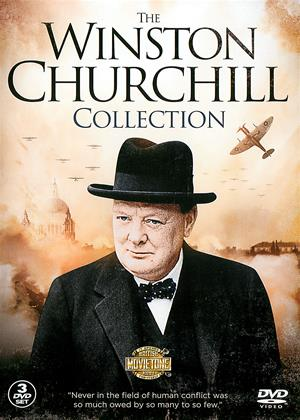 Rent The Winston Churchill Collection Online DVD & Blu-ray Rental