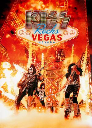 Kiss: Rocks Vegas: Nevada Online DVD Rental