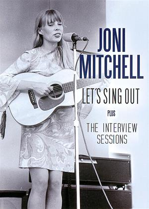 Rent Joni Mitchell: Let's Sing It Out Online DVD & Blu-ray Rental