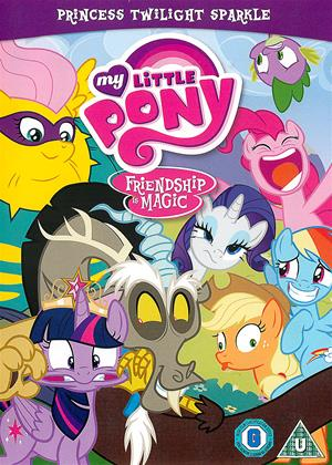 Rent My Little Pony: Friendship Is Magic: Princess Twilight Sparkle Online DVD & Blu-ray Rental