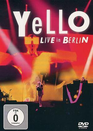 Rent Yello: Live in Berlin Online DVD Rental