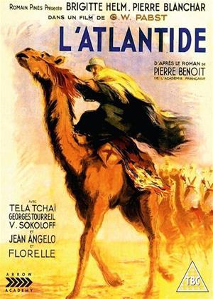 Rent L'Atlantide Online DVD Rental