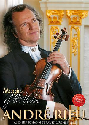 Rent Andre Rieu: Magic of the Violin Online DVD & Blu-ray Rental