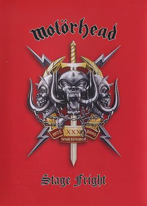 Rent Motorhead: Stage Fright Online DVD & Blu-ray Rental