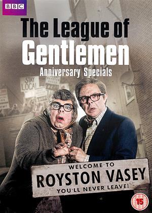 Rent The League of Gentlemen: Anniversary Specials (aka The League of Gentlemen: Series 4) Online DVD Rental