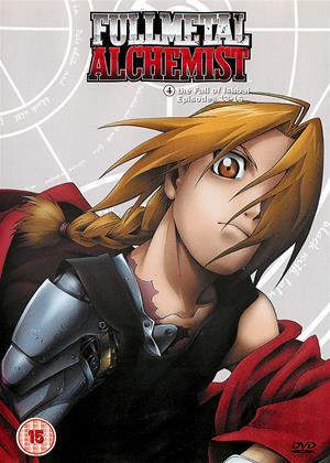 Rent Fullmetal Alchemist 4 (aka Fullmetal Alchemist 4 - The Fall of Ishbal) Online DVD & Blu-ray Rental