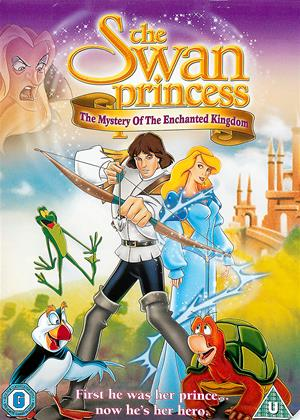 Rent The Swan Princess: The Mystery of the Enchanted Treasure Online DVD & Blu-ray Rental