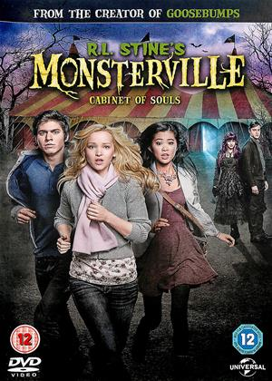 Rent R.L. Stine's Monsterville: Cabinet of Souls Online DVD & Blu-ray Rental