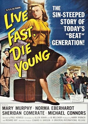 Rent Live Fast, Die Young Online DVD Rental