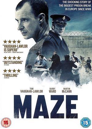 Maze Online DVD Rental