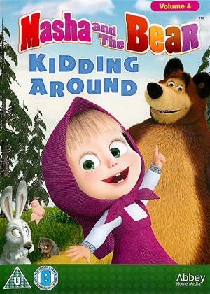 Masha and the Bear: Kidding Around Online DVD Rental