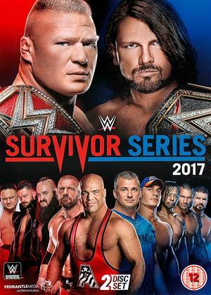Rent WWE: Survivor Series 2017 Online DVD Rental