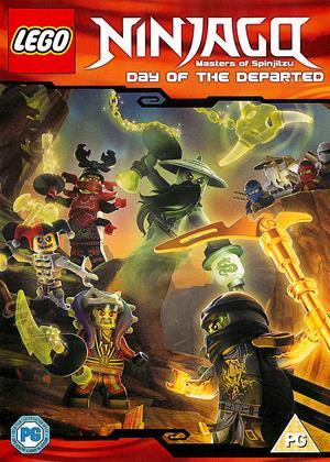 Rent Lego Ninjago: Day of the Departed (aka Lego Ninjago - Masters Of Spinjitzu: Day Of The Departed) Online DVD Rental