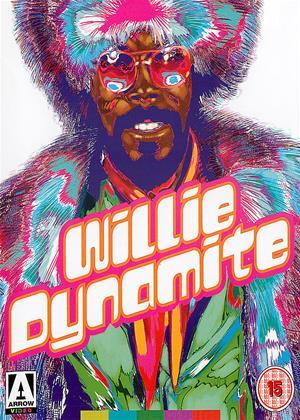 Rent Willie Dynamite Online DVD & Blu-ray Rental