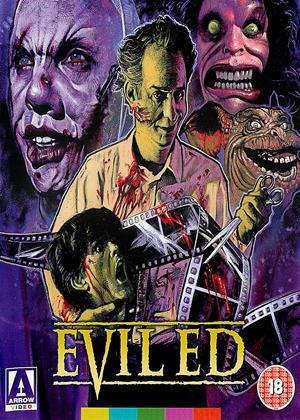 Rent Evil Ed (aka Censor!) Online DVD Rental