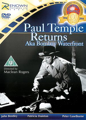 Rent Paul Temple Returns (aka Bombay Waterfront) Online DVD Rental