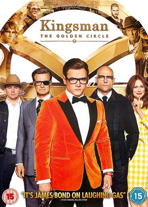 Kingsman: The Golden Circle Online DVD Rental