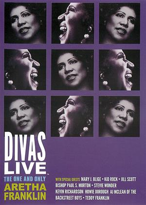 Rent Divas Live: The One and Only: Aretha Franklin (aka VH1 Divas Live: The One and Only Aretha Franklin) Online DVD Rental