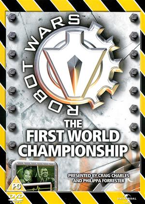 Rent Robot Wars: The First World Championship Online DVD & Blu-ray Rental