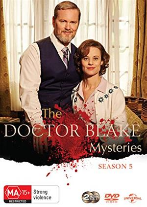 Rent The Doctor Blake Mysteries: Series 5 Online DVD Rental