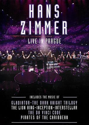 Rent Hans Zimmer: Live in Prague (aka Hans Zimmer: Live on Tour) Online DVD & Blu-ray Rental