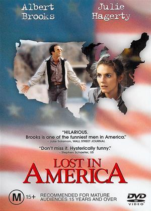 Lost in America Online DVD Rental