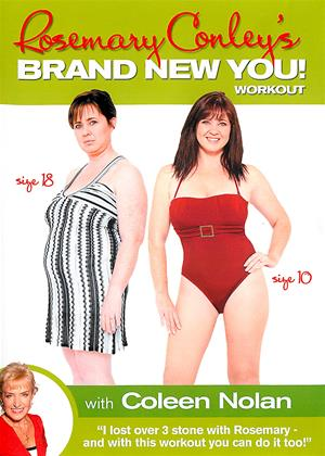 Rent Rosemary Conley's Brand New You! Workout (aka Rosemary Conley and Coleen Nolan: Brand New You! Workout) Online DVD & Blu-ray Rental