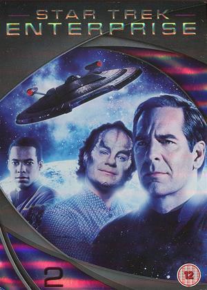 Rent Star Trek: Enterprise: Series 2 Online DVD & Blu-ray Rental