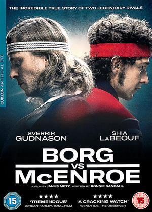 Rent Borg vs. McEnroe (aka Borg McEnroe) Online DVD & Blu-ray Rental