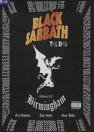Rent Black Sabbath: The End (aka Black Sabbath: The End of the End 2017) Online DVD Rental