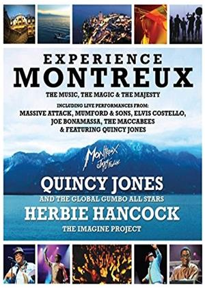 Rent Experience Montreux Online DVD & Blu-ray Rental