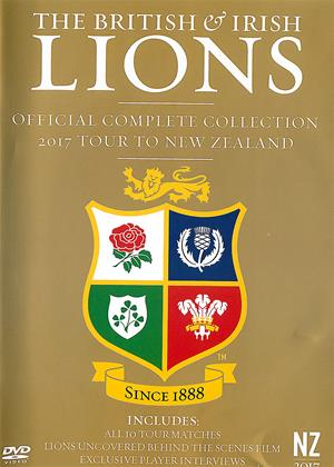 Rent The British and Irish Lions: Official Complete Collection 2017 (aka British and Irish Lions: Official Complete Collection 2017 Tour to New Zealand) Online DVD Rental